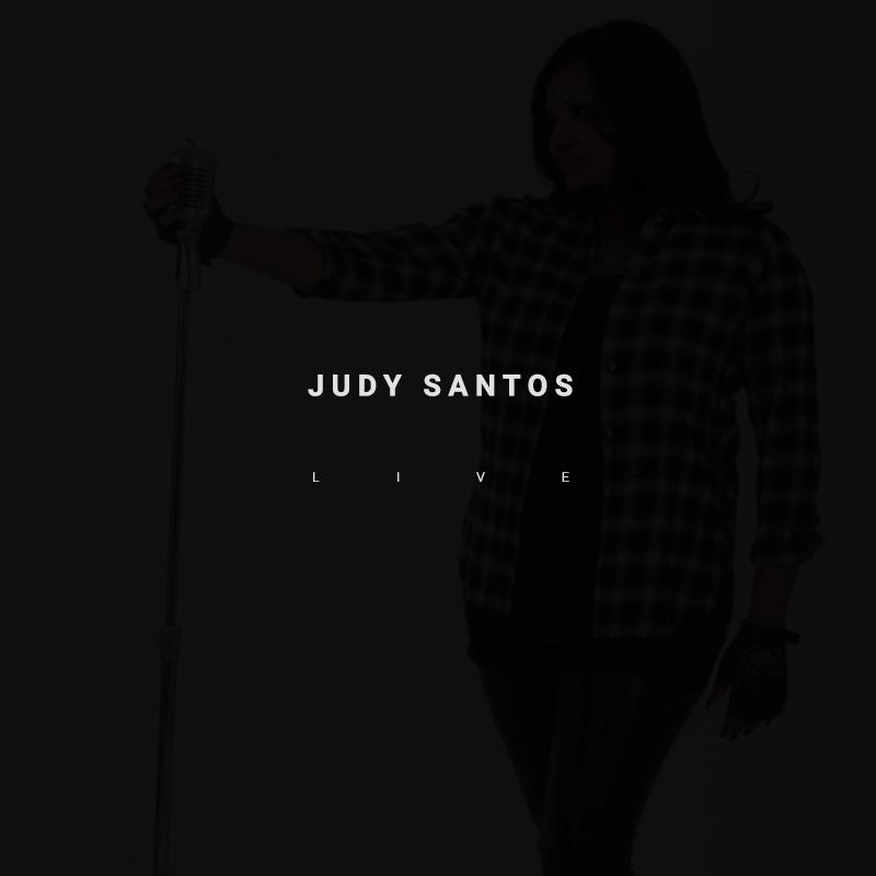 Judy Santos : Live (En Vivo)