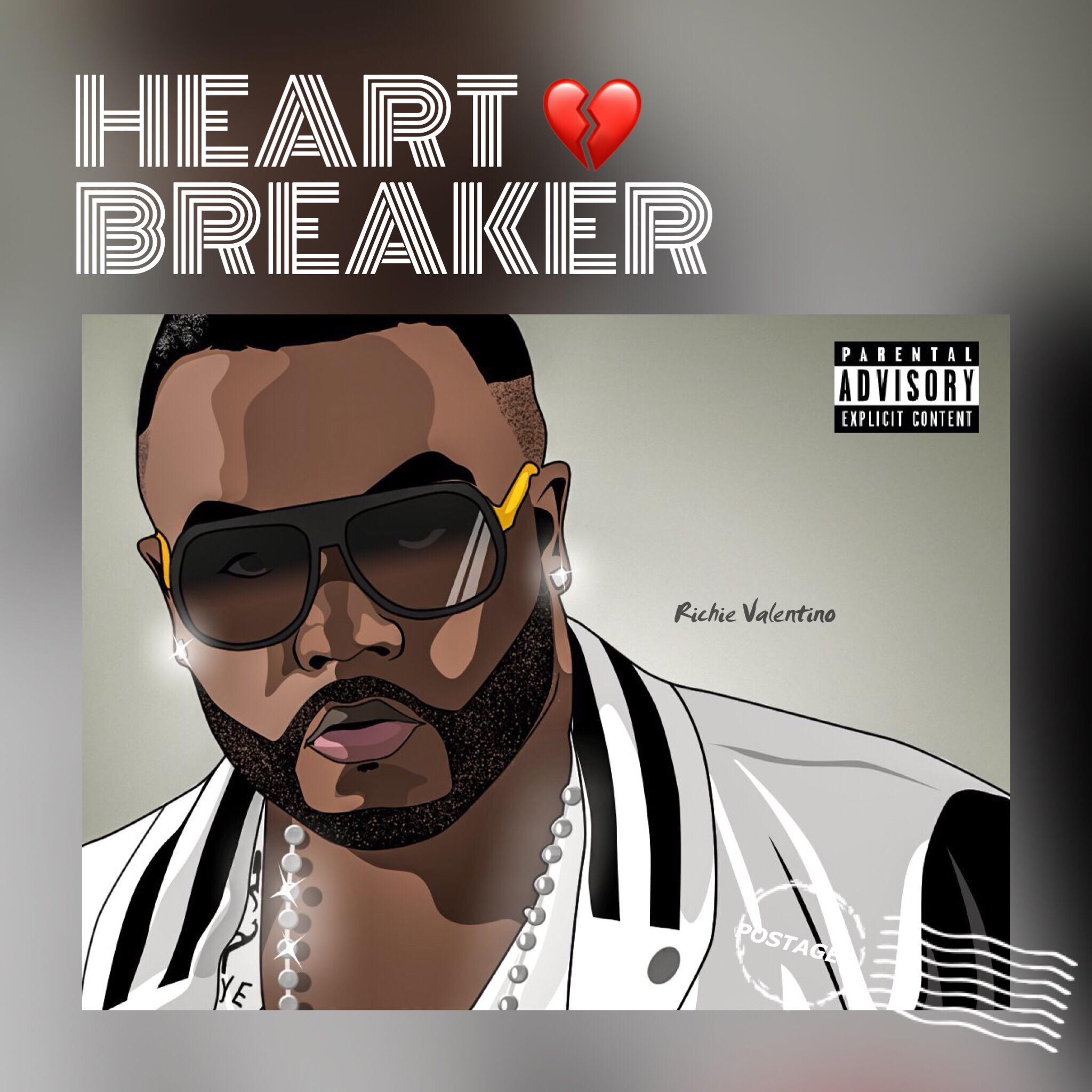 Richie Valentino - Heartbreaker